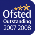 Ofsted Outstanding School 2007/2008