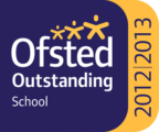 Ofsted Outstanding School 2012/2013