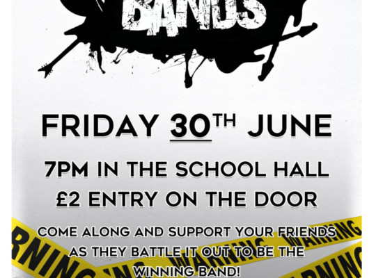 thumbnail of Battle of the Bands