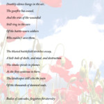 thumbnail of First World War – Poetry Competition Winner