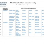thumbnail of Sixth Form Information Evening Final Schedule